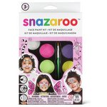 more details on Snazaroo Pastels Face Paint Kit.