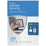more details on McAfee Internet Security 2016 - Unlimited Devices.