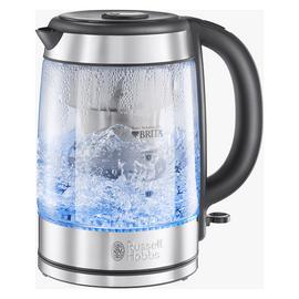 Russell Hobbs 20760-10 Brita Purity Filter Kettle - Glass