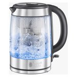 more details on Russell Hobbs Brita Purity Glass Water Filter Kettle 20760.