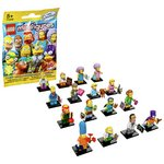 more details on LEGO Minifigures Simpsons 2 - 71009.