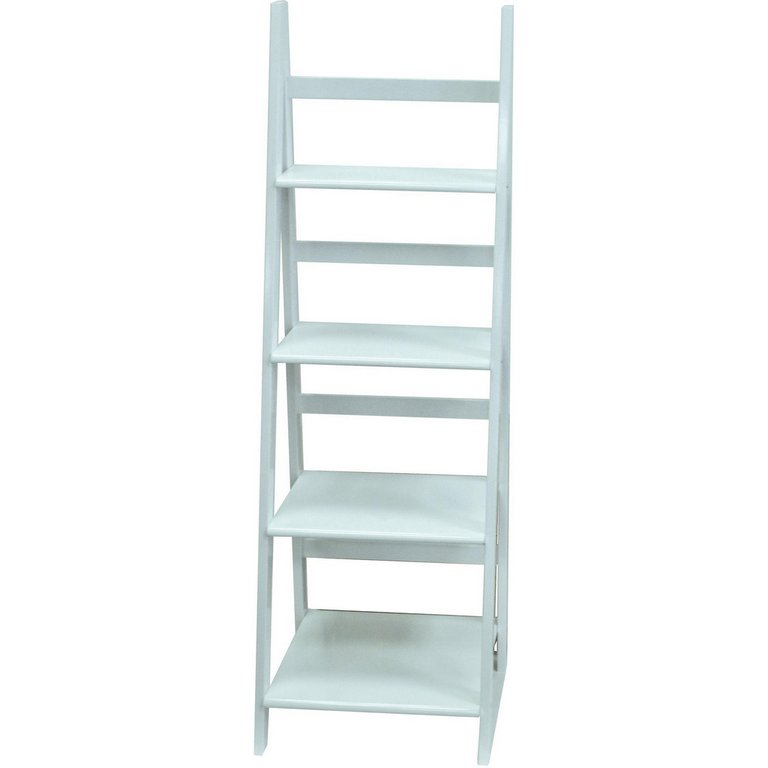 display shelving units for living room buy 4 tier display shelving unit white at argos co uk 26780
