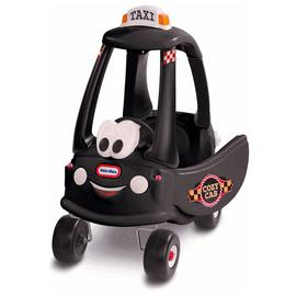 Little Tikes Cozy Coupe Black Cab Ride On
