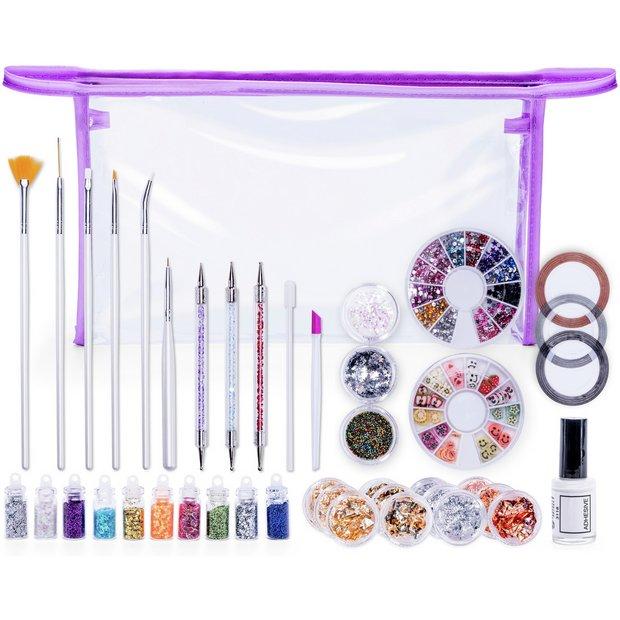 Online shopping of nail art kit