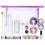 more details on Rio Ultimate Nail Art Professional Artist Collection.