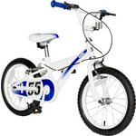 more details on Racing 55 16 Inch Kids Bike