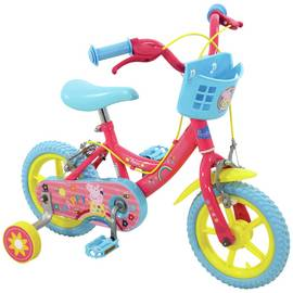 Peppa Pig 12 Inch Kids Bike