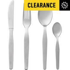 Cutlery   Knife, Fork & Spoon Sets   Argos