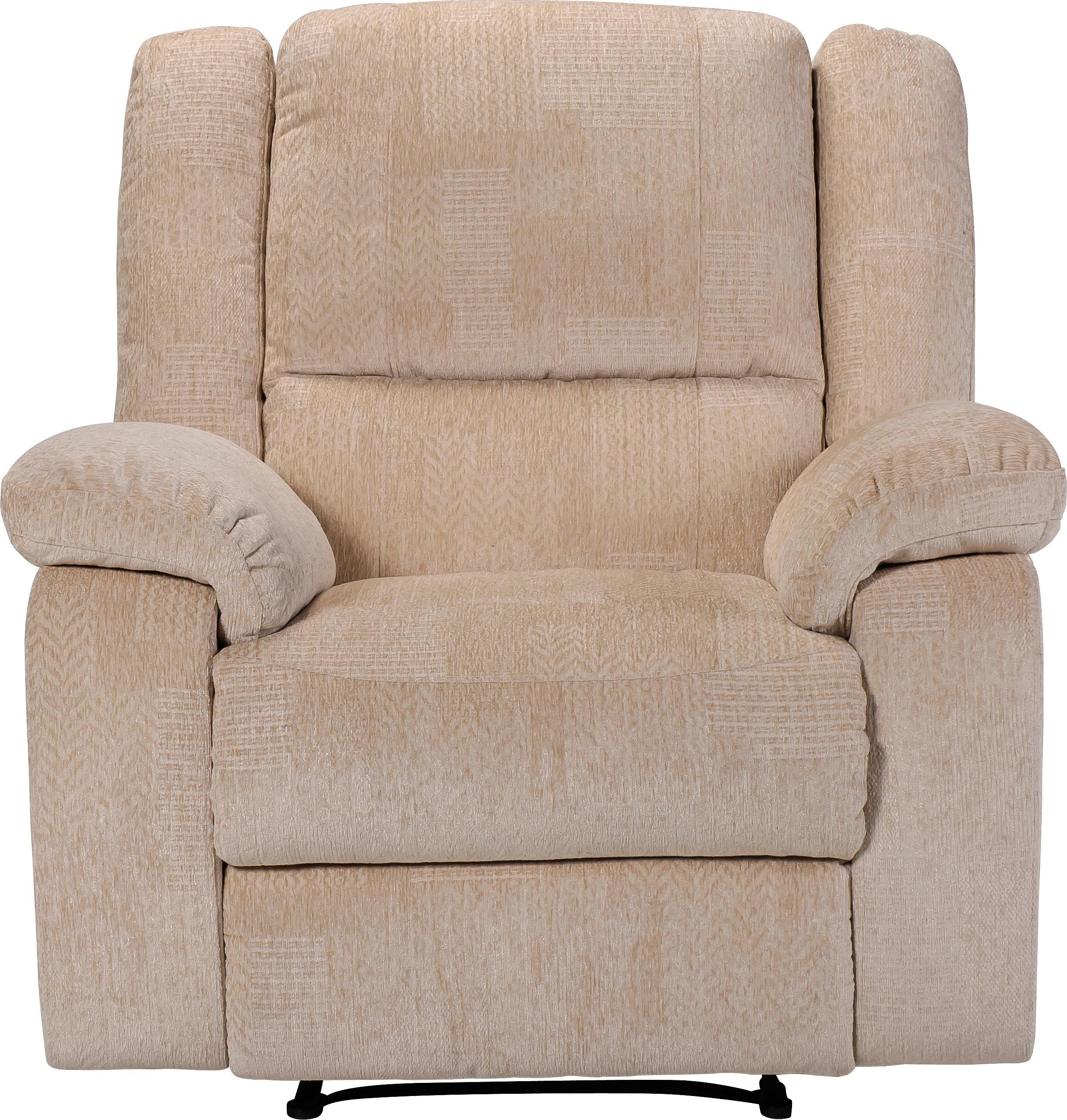 Collection Shelly Fabric Manual Recliner Chair - Natural  sc 1 st  Argos & Neutrals Armchairs and chairs | Argos islam-shia.org