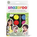 more details on Snazaroo Brights Face Paints.