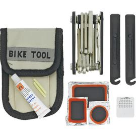 Bike Tool and Puncture Repair Kit