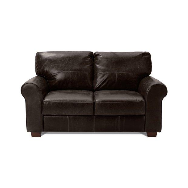 Buy Heart Of House Salisbury 2 Seater Leather Sofa
