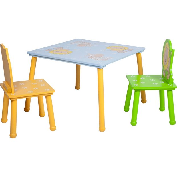 Argos Childrens Garden Table And Chairs