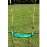 more details on TP Toys Deluxe Swing Set.