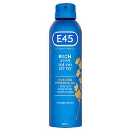E45 Rich Spray Evening Primrose Oil - 200ml