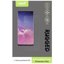 Case It Rugged Samsung Galaxy S10 Screen Protector