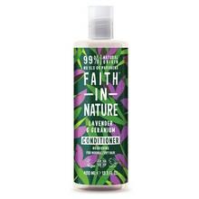 Faith in Nature Geranium Conditioner - 400ml