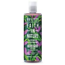 Faith in Nature Lavender Geranium Shampoo - 400ml