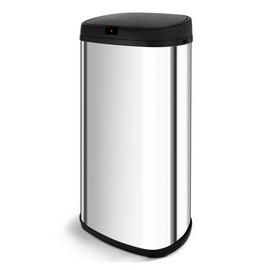 Tower 42 Litre Sensor Bin - Stainless Steel