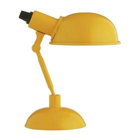 Habitat Tommy Desk Lamp - Yellow