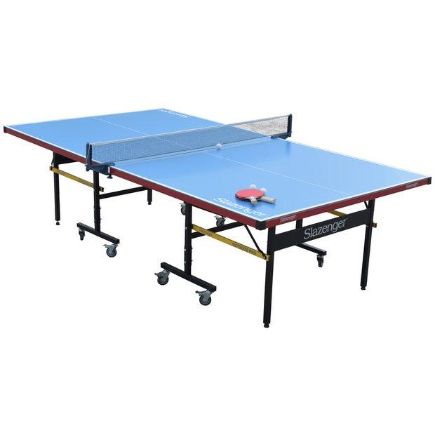 Buy slazenger full size outdoor table tennis table at - Used outdoor table tennis tables for sale ...