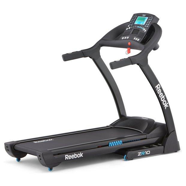 Buy Reebok ZR10 Treadmill | Treadmills | Argos