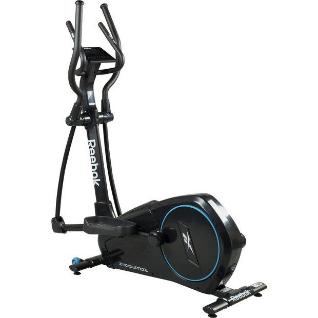 Landice Treadmill Uk: Buy Reebok ZR10 Cross Trainer At Argos.co.uk