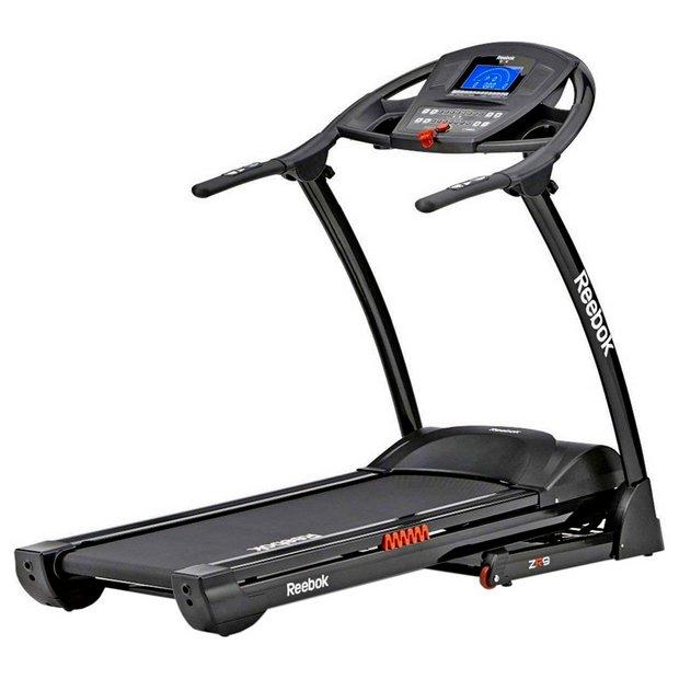 Sole Treadmill Order Tracking: Buy Reebok ZR9 Treadmill At Argos.co.uk