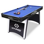 more details on Hy-Pro 5ft Pool Table.