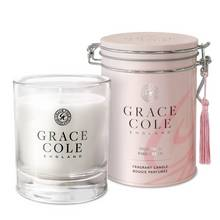 Grace Cole Wild Fig and Pink Cedar Candle