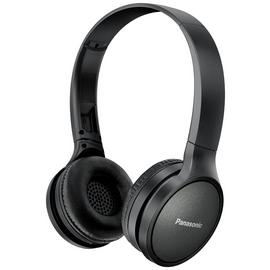 Panasonic RP-HF410B-K Over-Ear Wireless Headphones - Black