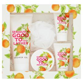 Seriously Good To Bath Treat Gift Set