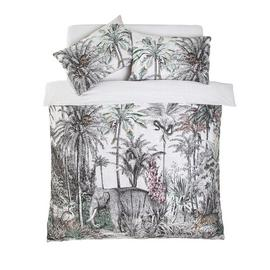 Argos Home Vintage Jungle Bedding Set - Superking