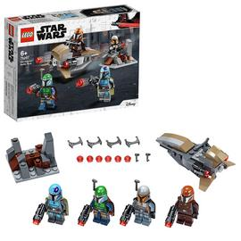 LEGO Star Wars Mandalorian Battle Pack Building Set - 75267