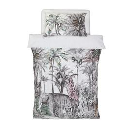Argos Home Vintage Jungle Bedding Set