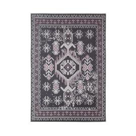 Argos Home Traditional Rug - 120x170cm - Black