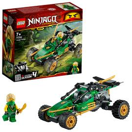 LEGO Ninjago Legacy Jungle Raider Building Set - 71700