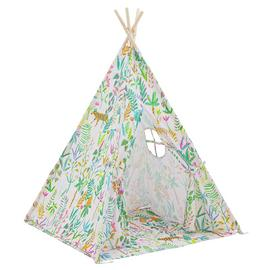 Party Animals Tepee Play Tent