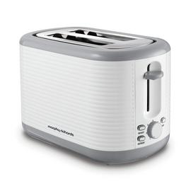 Morphy Richards 228399 Arc 2 Slice Toaster - White