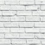 more details on Arthouse White Brick Wallpaper.
