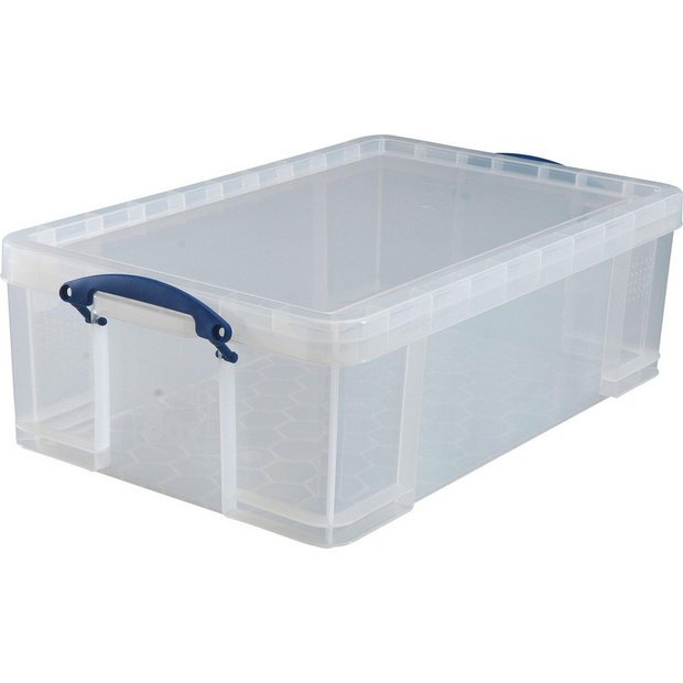 Really Useful 50 Litre Plastic Storage Box