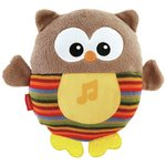 more details on Fisher-Price Soothe & Glow Owl.