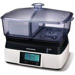 more details on Morphy Richards 48775 Intellisteam Compact Food Steamer 6L.