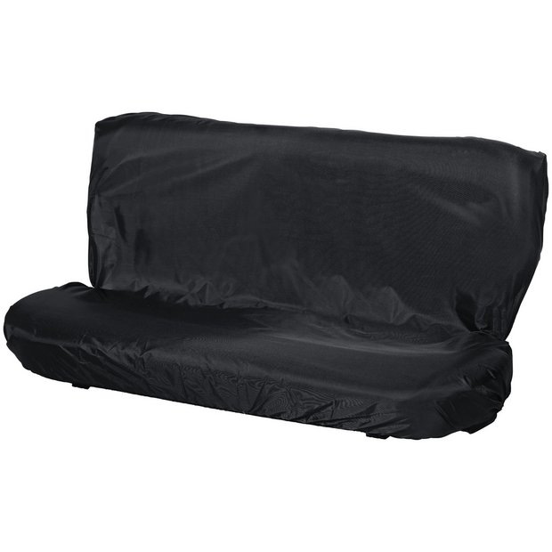 buy car seat covers and car mats at argos co uk your online shop more details on streetwize rear seat water resistant cover black