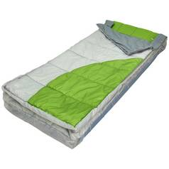 855a99e351 ReadyBed Single Inflatable Camping Air Bed and Sleeping Bag
