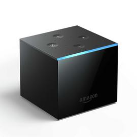 All New Fire TV Cube 4K Ultra HD Streaming Media Player