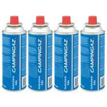 Campingaz CP250 Resealable Gas Cartridges - 4 Pack