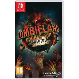 Zombieland Double Tap Road Trip Nintendo Switch Game