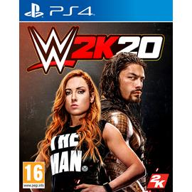 WWE 2K20 PS4 Game
