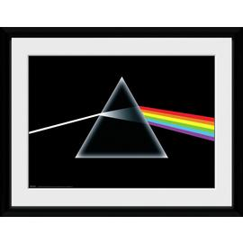 Pink Floyd Dark Side of the Moon Framed Print